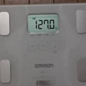 6月27日体重実績報告の件
