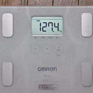 6月20日体重実績報告