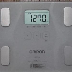 6月23日の体重実績報告