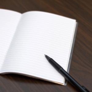 ダイエットの目標書いてますか?手帳にも書いて意識付けしよう