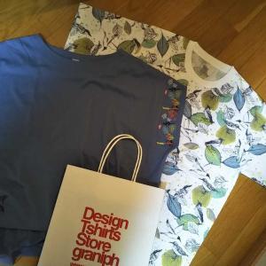 風邪の引きはじめと夏服を買いました。
