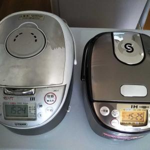 炊飯器の買い替え