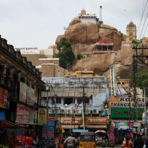 インド最大級の寺院都市!ティルチラパッリ(ティルチィ)