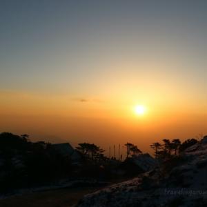 インドでトレッキング?サンダクプーからヒマラヤ山脈を一望