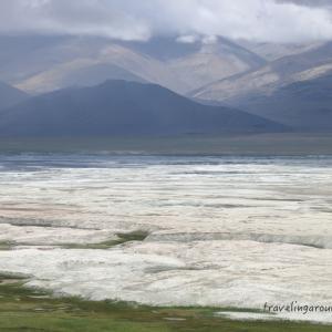 インド最果ての秘境!天空の湖ツォ・モリリと白い湖ツォ・カル