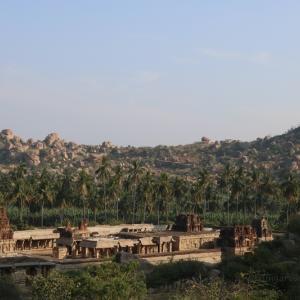 南インドに行くなら必ず訪れたい!時が止まったかつての王都ハンピ