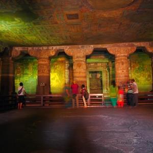 すばらしい壁画が残る石窟寺院群!世界遺産アジャンター