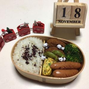 11/16~11/30のお弁当