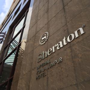 シェラトン・インペリアル・クアラルンプール宿泊記【Sheraton Imperial Kuala Lumpur Hotel】