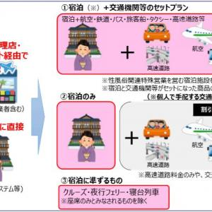Go To トラベルキャンペーンの詳細が判明。期間・予約方法・対象旅行商品・利用条件を解説。