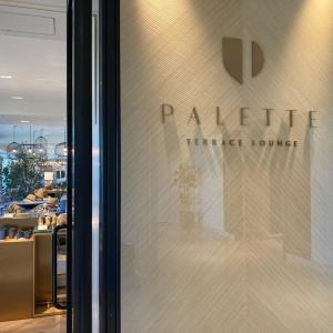 ANAインターコンチネンタル石垣リゾート 新館ベイウイングにある デリ&カフェ・工芸品ショップ・リゾートセンター「パレットテラスラウンジ」紹介 オプショナルツアーに申し込み・参加してみた【PALETTE Terrace Lounge】