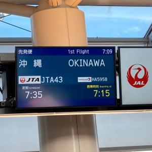 【楽天トラベル・楽パック利用】JALグループ・日本トランスオーシャン航空(JTA)NU43便 名古屋/中部・セントレア~沖縄/那覇 クラスJ搭乗記