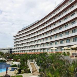 ヒルトン沖縄北谷リゾート デラックススイートルーム宿泊記 アクセスやレストラン・プールなどの館内設備も紹介