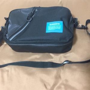 ランガンにおすすめのショルダーバッグ(シマノ BS-021Q)