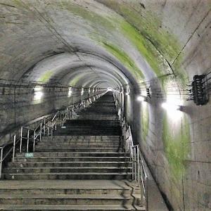 地上まで486段!上越線「土合駅」は日本一のもぐら駅【群馬県】