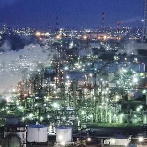 工場夜景萌えの聖地へ!歩いてめぐる四日市工場夜景【三重県】