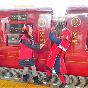 これぞ真田丸列車!しなの鉄道「ろくもん」に乗車【長野県】