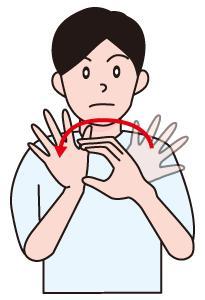 手話 コロナウイルス Coronavirus
