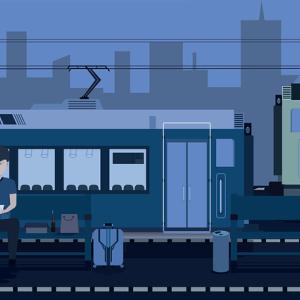 【禁煙21日目】今でもタバコを吸える電車(駅)ってあるの?
