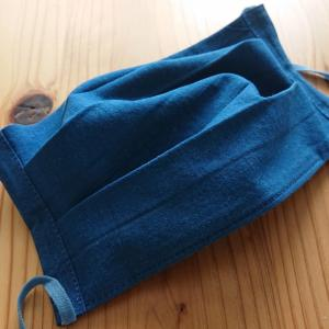 染匠・吉野屋讃岐正藍染マスクを購入