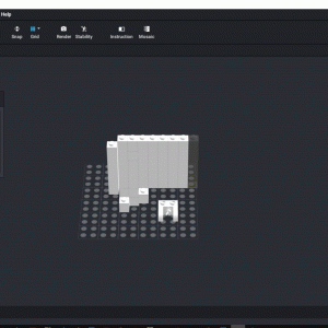 LEGO®DigitalDesignerの後継ソフト?「bricklink」