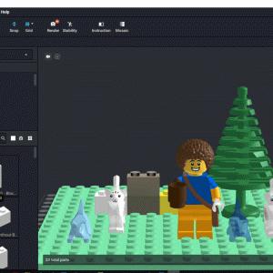 LEGO®モデリング「Studio」が楽しい