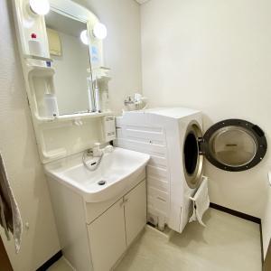 ミニマリストの風呂、洗面所収納の紹介