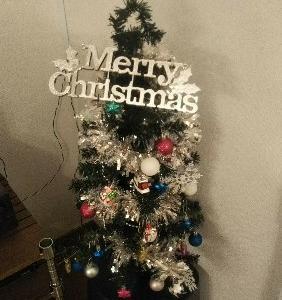 ダイソーのクリスマスツリー かなりお買い得!
