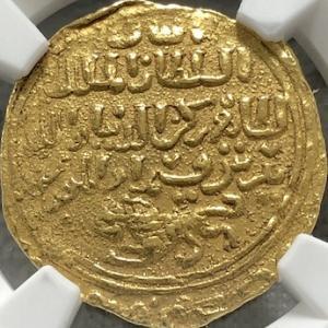 謎のライオン金貨