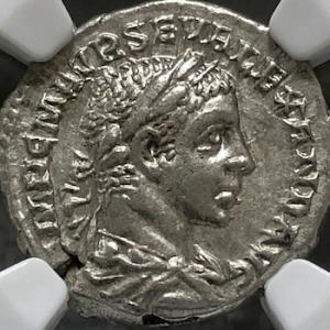 ローマ帝国セウェルス朝、最後の皇帝