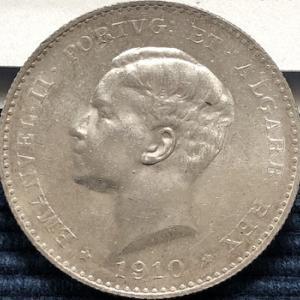 ポルトガル王国最後の大型銀貨