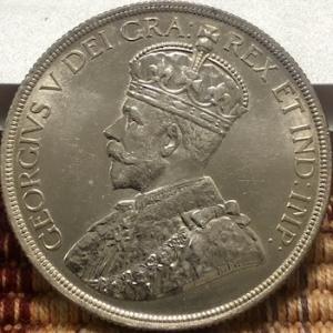 英国連邦加盟国の銀貨