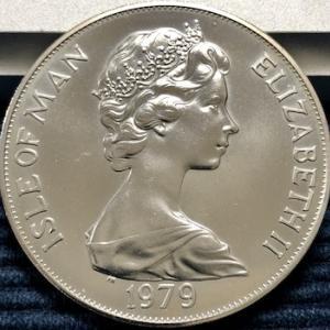 マン島1979年銀貨の不思議