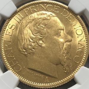 世界で2番目に小さい国の金貨