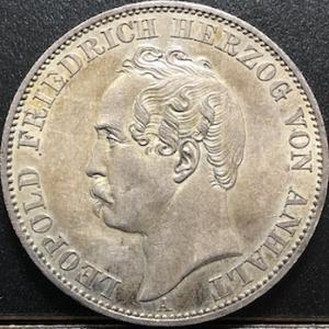 Anhalt Silver Coin Mark II