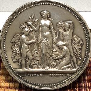 ND France Agriculture Encouragement Medal