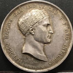 1809 France Napoleon I Victory Medal