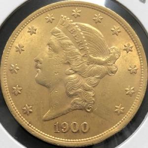 米国20ドル金貨