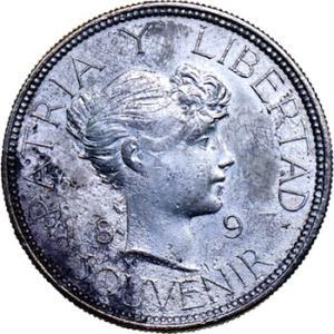The Mystery of Coin:Souvenir Peso