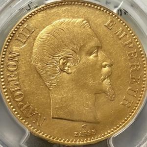 ナポレオン金貨で金貨の買い時を考える、海外編