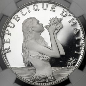 ハイチ銀貨で戦術ミス
