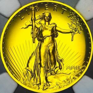 米国2009年20ドル金貨Ultra High Reliefの価格動向