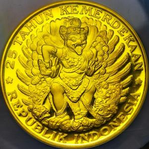稀少な大型モダン金貨の値動きは予測困難