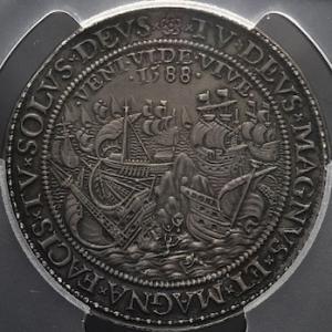 大物歴史的メダル、果たして、落札価格は?
