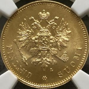コインが示すフィンランド独立