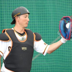 【訃報】巨人・小林が五輪落選