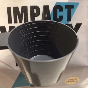 マイプロテイン スプーン1杯の量を計測してみた!