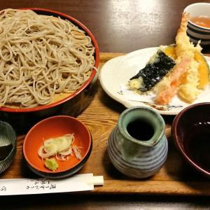 生そば処 小菅亭・・・(長野市) ☆「初茶会」の送迎担当に昼が来た~。(笑)