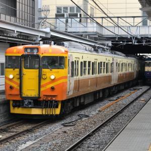 長野駅で、しなの鉄道115系を撮る!! ① ☆懐かしの車体カラー。さらにカモレも。