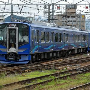 SR1系 軽井沢リゾート号デビュー・・・7月4日 ☆土休日限定! 観光有料快速列車が運行開始しました。